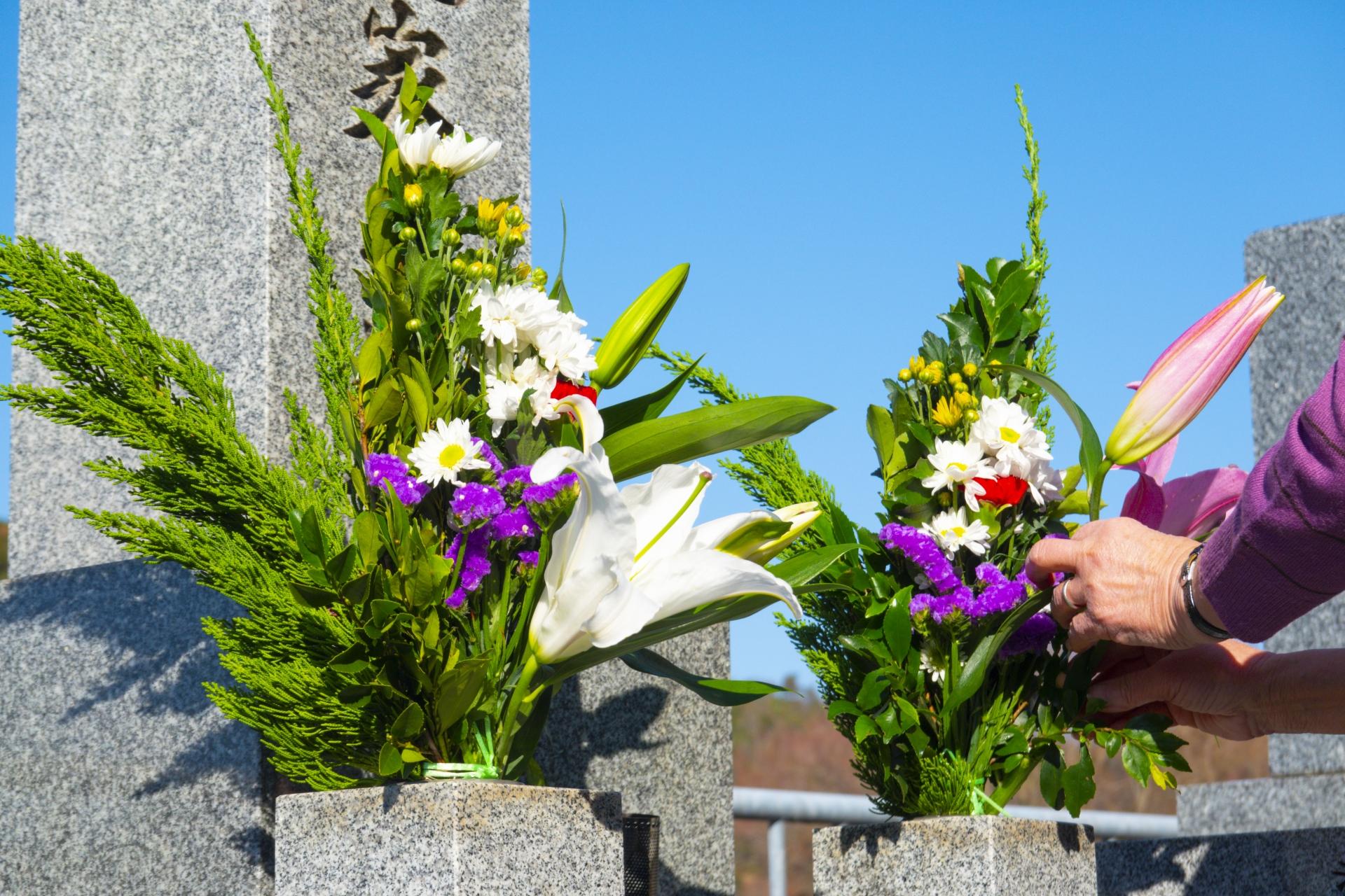ここからスタート、お墓との永いお付き合い